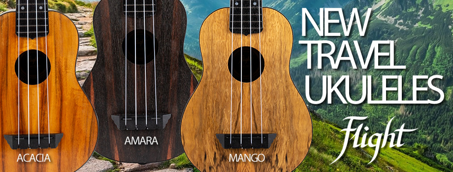 new travel ukuleles flight