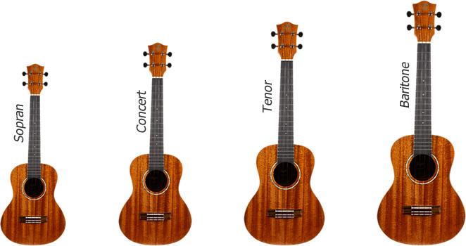 ukulele type