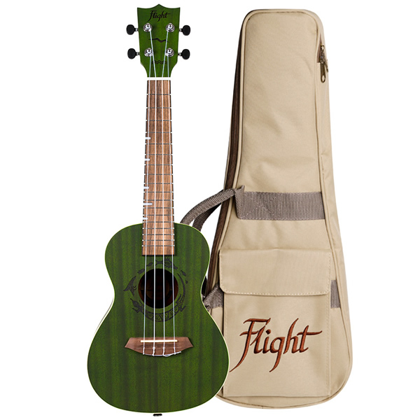 Flight DUC380 Jade Concert Ukulele