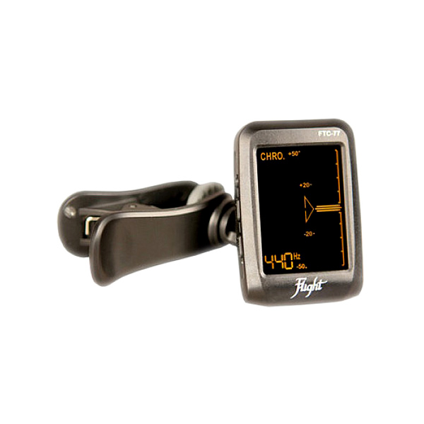 Flight FTC-77 Chromatic Clip On Tuner