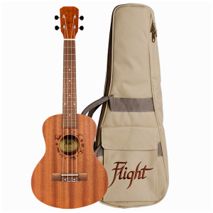 Flight NUT310 Tenor Ukulele Sapele
