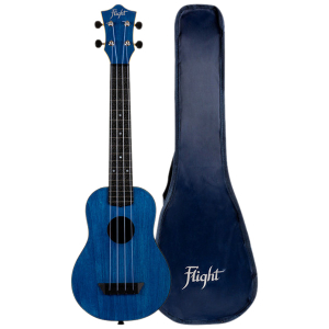 Flight TUSL35DB Travel Concert Scale Soprano Ukulele