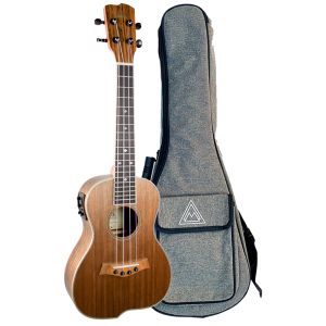 AMI Swing Walnut EQ Concert Ukulele